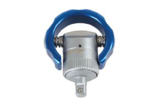 "Laser 6387 Swivel Palm Ratchet 1/4""D"